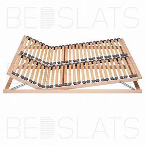 Adjustable Tilting Slatted Bed Base