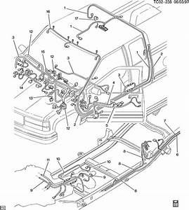 Volvo L30 Wiring Harness