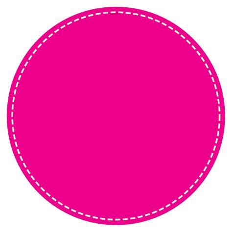 circle merah muda ilustración gratis rosa verde menta etiqueta imagen