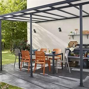 Pergola Bioclimatique Castorama : parasol tonnelle store de terrasse et voile d 39 ombrage ~ Melissatoandfro.com Idées de Décoration