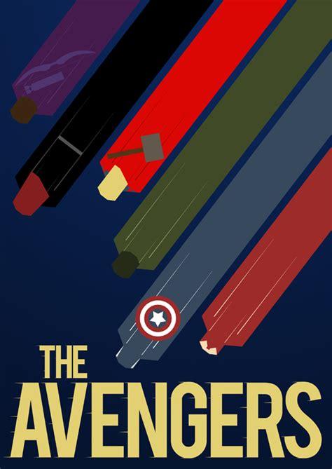 minimalist avengers