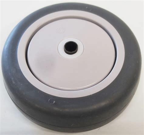 soft tread cart wheel