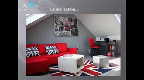 decoration anglaise pour chambre déco chambre sur londres exemples d 39 aménagements