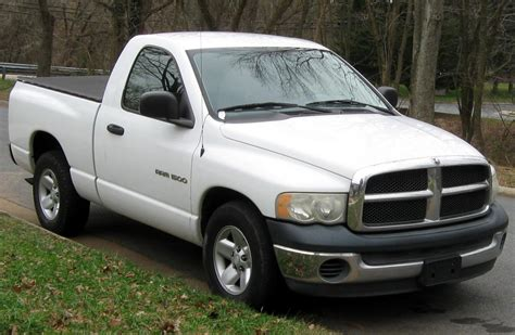 dodge ram pickup  information   zomb