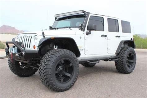 modified 4 door jeep wrangler sell used jeep wrangler sahara 4 door 4x4 hard top