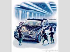 BMW Christmas Elves Copyright John Perlock 2007 This