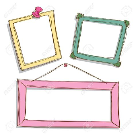 Clipart Photo by Picture Frame Clipart Clipground