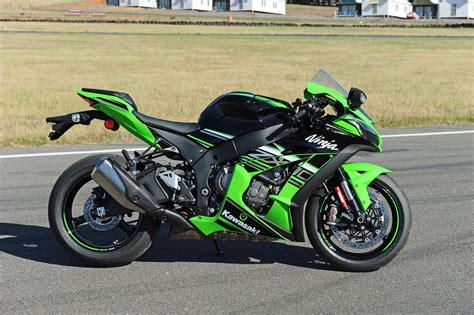 Review Kawasaki Zx10 R by 2016 Kawasaki Zx 10r Project Leader