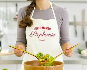 Tablier De Cuisine Femme : beaucoup de variante en photos de votre tablier personnalis ~ Teatrodelosmanantiales.com Idées de Décoration