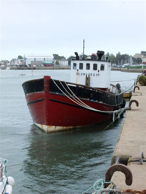 Small Fishing Boats For Sale In Kent by Harbour Stroll At Le Croisic Boats Fishing