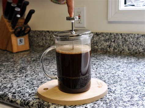 Coffee Science: How to Make the Best French Press Coffee at Home   Serious Eats