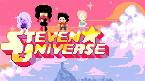 steven universe  crystal gems chiptune cover youtube