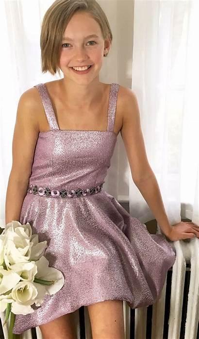 Tween Teen Dress Dresses Wear Special Lia