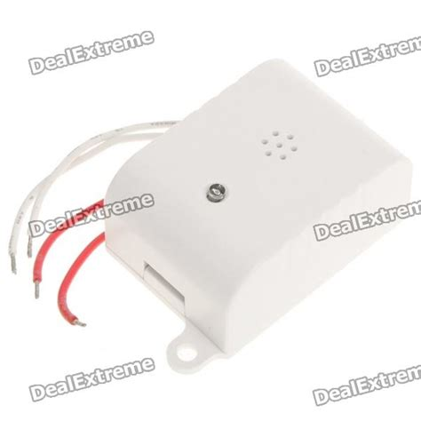 sound activated sensor driver light switch ac 200