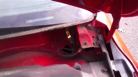 ford focus  heated windscreen failure explanation youtube