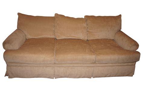 vintage settee for huntington house sofa chairish 6862