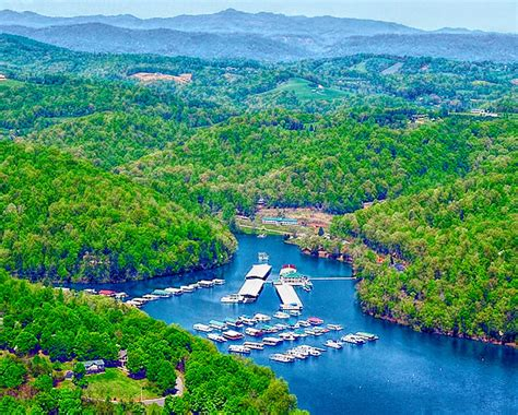 Fishing Boat Rentals Tennessee by Norris Crest On Norris Lake Lafollette Tn