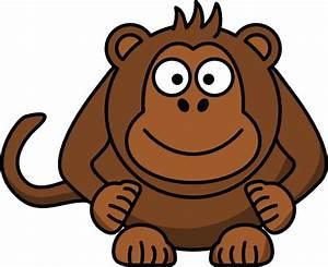 Cartoon Baby Monkeys - Cliparts.co