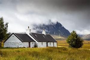 Haus In Schottland Kaufen : fotos von schottland black rock cottage natur gebirge ~ Lizthompson.info Haus und Dekorationen