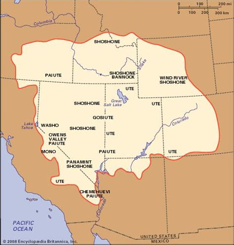 basin indian american britannica groups native indians shoshone area languages distribution map region major north range nevada encyclopaedia inc culture