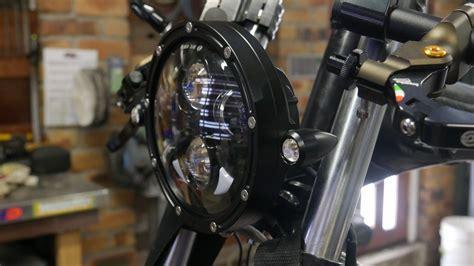 Cafe Racer Headlights