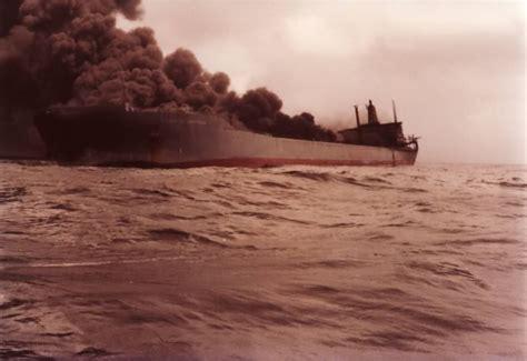 atlantic empress oil spill counterspill