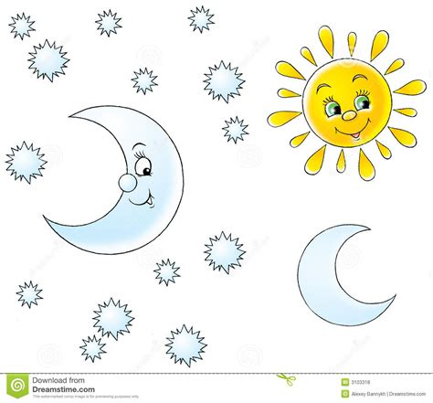 free sun and moon clipart 20 free Cliparts | Download ...