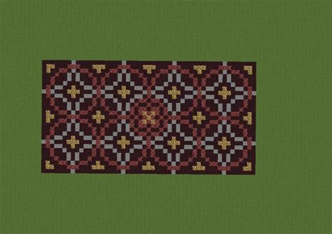 Minecraft Circle Floor Designs by Minecraft Floor Designs Haku Minecraft