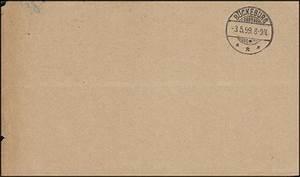 Post Leer öffnungszeiten : post zustellungsurkunde gr ner frei laut avers aufkleber kirchhorsten 3 philmaster ~ Eleganceandgraceweddings.com Haus und Dekorationen