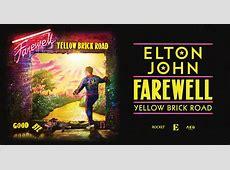 Elton John Farewell Yellow Brick Road Rogers Arena