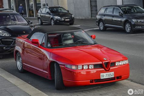 Alfa Romeo Rz by Alfa Romeo Rz 5 August 2015 Autogespot