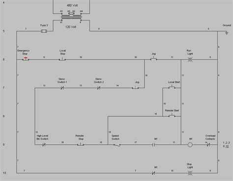Types Electrical Diagrams