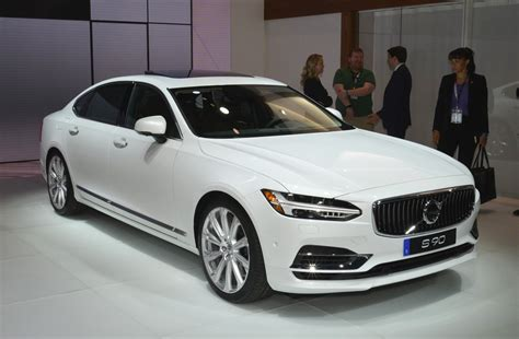 Volvo Car : All Volvo S90s To Be Chinese-made, Long-wheelbase Models