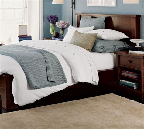 sumatra bed dresser set pottery barn master bedroom