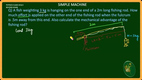 numerical  simple machines part  youtube