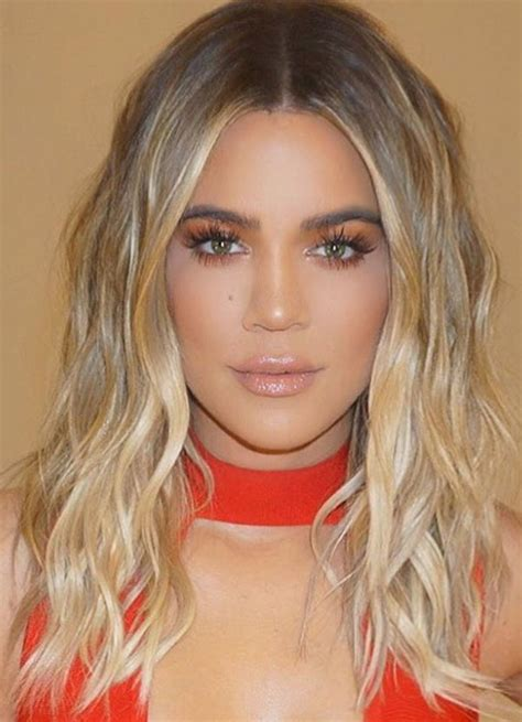 Blond Hair khloe s hair what to ask for in salon