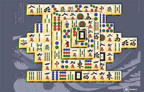image gallery mahjongg solitaire
