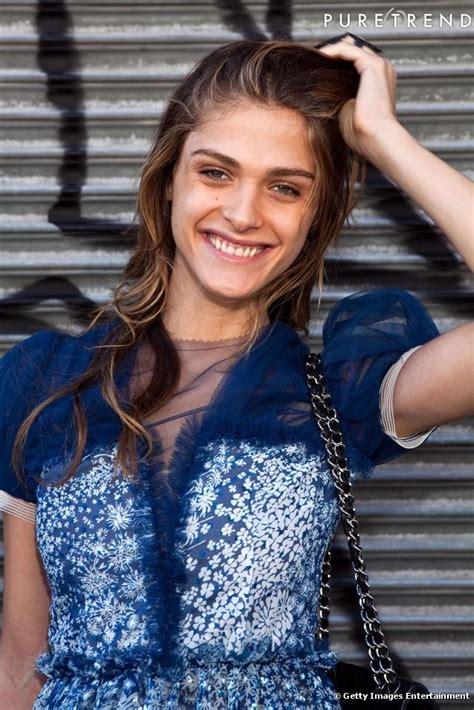 Moghsmarilin Elisa Sednaoui Hair