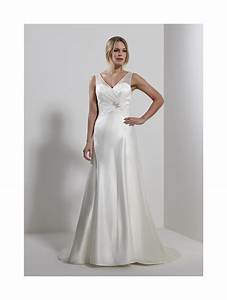 romantica verona slinky satin bridal dress ivory With slinky wedding dress