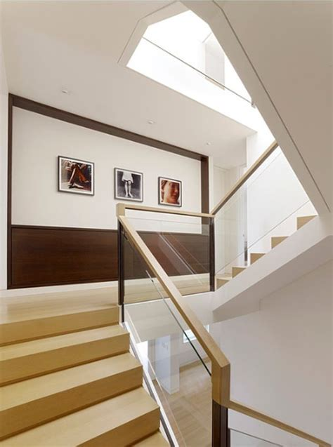 decorating ideas for staircase landing how to maximize a staircase wall