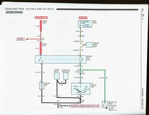 1986 Electric Fan Wiring