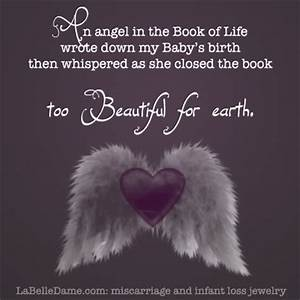 An Angel in the Book of Life wrote down my Baby's birth ...