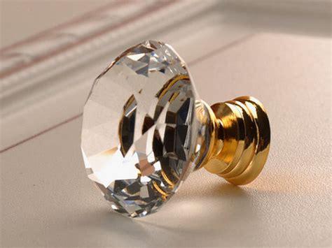 Glass Knobs / Crystal Knobs / Dresser Knobs / Drawer Pulls