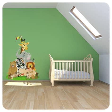 chambre bébé animaux davaus chambre bebe animaux avec des idées
