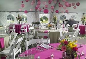 Deco Table Rose Et Gris : decoration mariage fushia et gris le mariage ~ Melissatoandfro.com Idées de Décoration