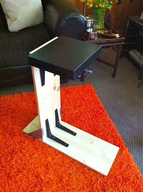 Lack Sofa Table As Desk by Sofa Table Ikea Hackers Ikea Hackers