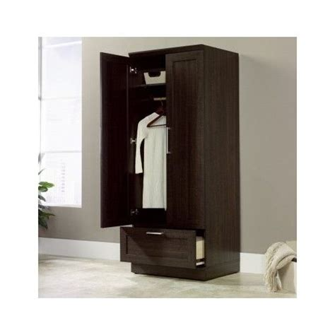 Wooden Clothes Wardrobe by Wardrobe Armoire Storage Closet Wooden Bedroom