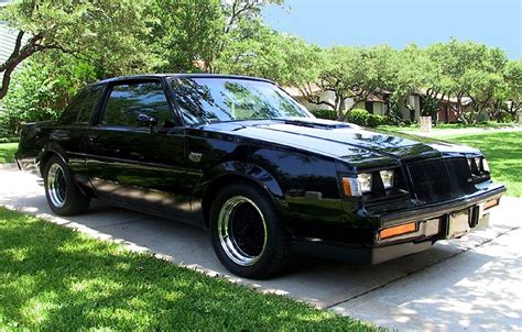 Grand National, Buick Grand National And Buick