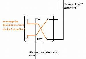 Branchement Va Et Vient : branchement fils va et vient ~ Melissatoandfro.com Idées de Décoration