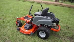 2013 Husqvarna Rz5426 54 Inch Zero Turn Mower Sn5802